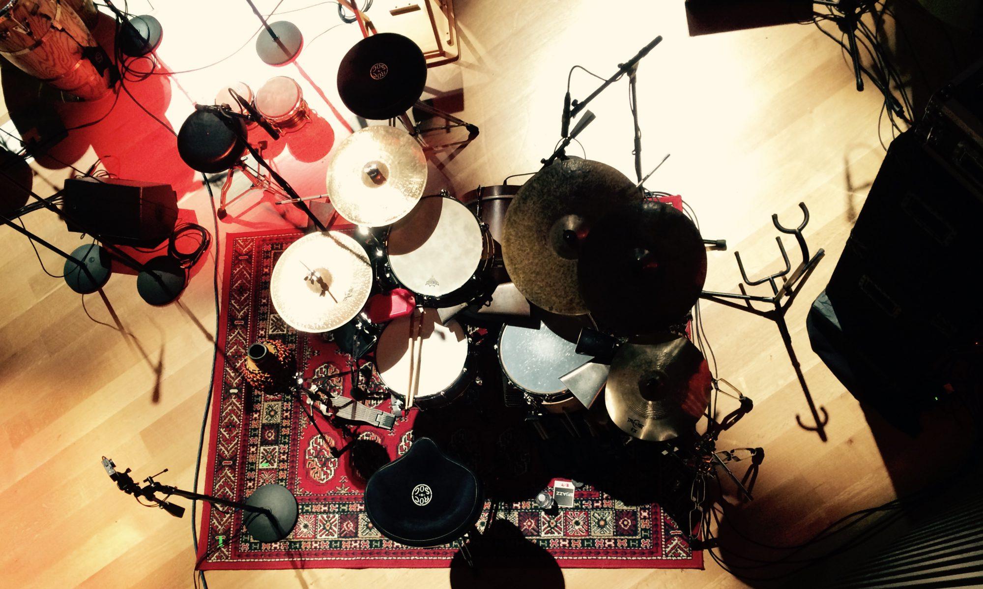 David M. Flores Drums